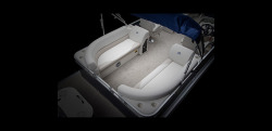 2015 - Avalon Pontoons - 20 LS Quad Lounge