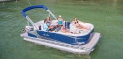 2015 - Avalon Pontoons - 20 LSZ Cruise