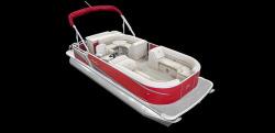 2017 - Avalon Pontoons - 22 LSZ Cruise