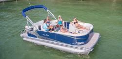 2017 - Avalon Pontoons - 20 LSZ Cruise