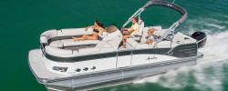 2018 - Avalon Pontoons - 25 Catalina Platinum Cruise
