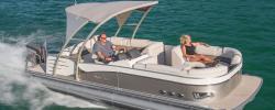 2018 - Avalon Pontoons - 27 Catalina Platinum Rear J Lounge