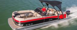 2018 - Avalon Pontoons - 25 Catalina Platinum Elite Windshield