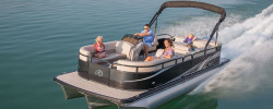 2018 - Avalon Pontoons - 21 GS Cruise
