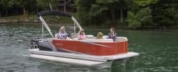 2018 - Avalon Pontoons - 18 LS Cruise Rear Bench