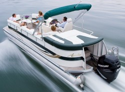 Avalon Pontoons Excalibur 27 Pontoon Boat