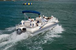 Avalon Pontoons LP RC Rear Fish 24 Pontoon Boat