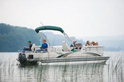 Avalon Pontoons LP Rear Fish 22 Pontoon Boat
