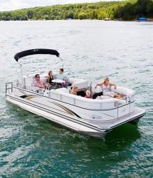 Avalon Pontoons Paradise 22 Pontoon Boat