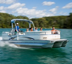 Avalon Pontoons Paradise 24 Pontoon Boat