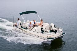 Avalon Pontoons CT Fish 20 Pontoon Boat