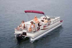 Avalon Pontoons CT Fish 24 Pontoon Boat