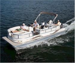 Avalon Pontoons CW RF 24 Pontoon Boat