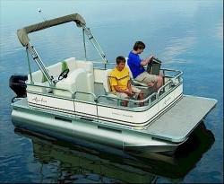 Avalon Pontoons Eagle 16 Pontoon Boat