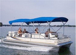 Avalon Pontoons Tropic DC 22 Pontoon Boat