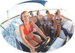 Avalon Pontoons Windjammer 18 Pontoon Boat