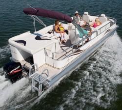 Avalon Pontoons Windjammer RC 24 Pontoon Boat