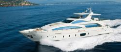 2011 - Azimut Yachts - 105