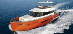 2011 - Azimut Yachts - Magellano 74
