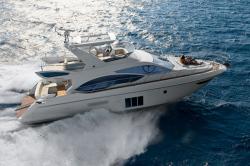 2012 - Azimut Yachts - Flybridge 53