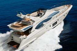 2012 - Azimut Yachts - Flybridge 70