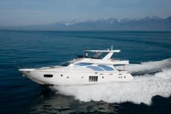 2012 - Azimut Yachts - Flybridge 78