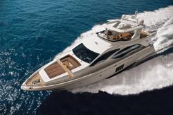 2012 - Azimut Yachts - Flybridge 82