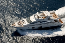 2012 - Azimut Yachts - Flybridge 88