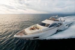 2012 - Azimut Yachts - Flybridge 95