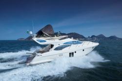 2012 - Azimut Yachts - Flybridge 43
