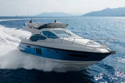 2012 - Azimut Yachts - Flybridge 45