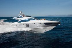 2012 - Azimut Yachts - 72S