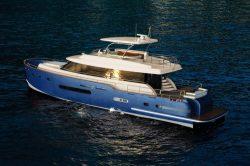 2012 - Azimut Yachts - Magellano 74