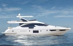 2013 - Azimut Yachts - Flybridge 80