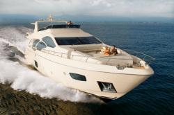 2013 - Azimut Yachts - Flybridge 95