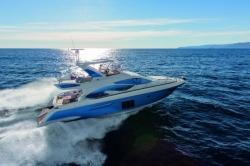 2014 - Azimut Yachts - Flybridge 54