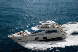 2016 - Azimut Yachts - Flybridge 88
