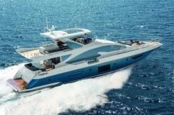 2016 - Azimut Yachts - Flybridge 80