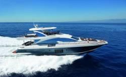 2016 - Azimut Yachts - Brazilian 83