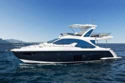2016 - Azimut Yachts - Brazilian 56