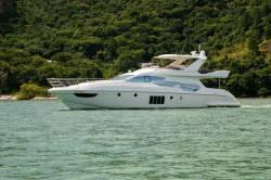 2016 - Azimut Yachts - Flybridge 70