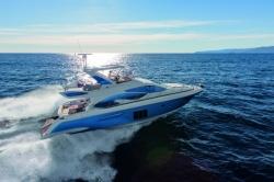 2017 - Azimut Yachts - Flybridge 54