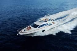 2017 -  Azimut Yachts - Brazilian 60