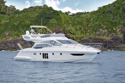2017 - Azimut Yachts - Brazilian 50