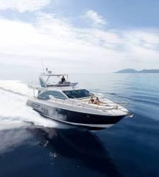 2017 - Azimut Yachts - Brazilian 56