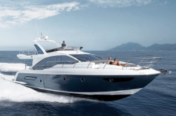 2018 - Azimut Yachts - Flybridge 50 Galley Up
