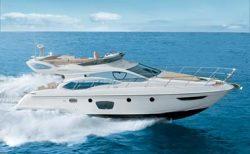 Azimut Yachts 47 Motor Yacht Boat