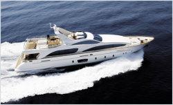 Azimut Yachts 105 Mega Yacht Boat