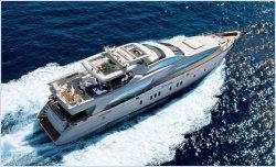 Azimut Yachts 116 Mega Yacht Boat