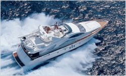 Azimut Yachts 80 Motor Yacht Boat